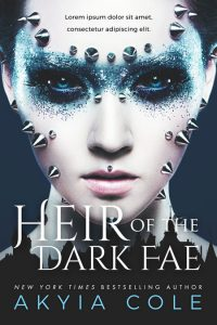 Heir of the Dark Fae - Fantasy Premade Book Cover For Sale @ Beetiful Book Covers