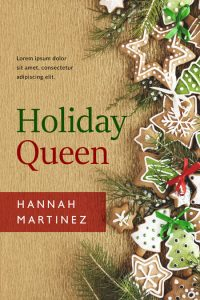 Holiday Queen Premade Book Cover