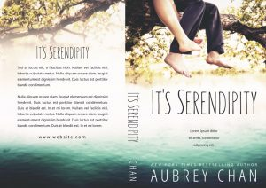 It's Serendipity - Young Adult Romance Premade Book Cover For Sale @ Beetiful Book Covers