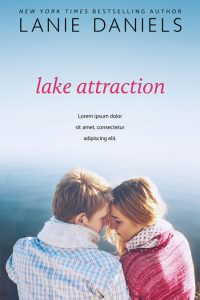 Lake Attraction - Young Adult Romance Premade Book Cover For Sale @ Beetiful Book Covers