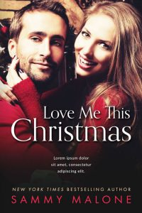 Love Me This Christmas - Christmas Romance Premade Book Cover For Sale @ Beetiful Book Covers