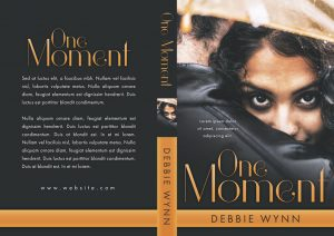 One Moment - Romance Premade Book Cover For Sale @ Beetiful Book Covers