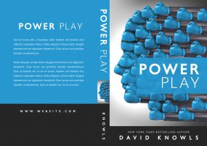 Power Play - Business Pre-made Book Cover For Sale @ Beetiful Book Covers
