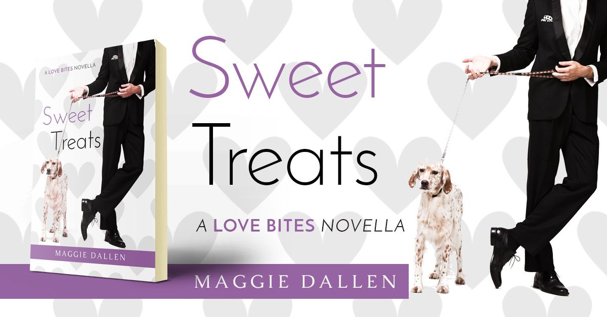 Showcase Spotlight: Sweet Treats by Maggie Dallen