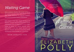 Waiting Game - Contemporary Romance Premade Book Cover For Sale @ Beetiful Book Covers