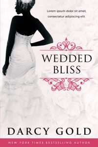Wedded Bliss - African-American Romance Premade Book Cover For Sale @ Beetiful Book Covers