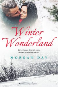 Winter Wonderland - Winter Romance Premade Book Cover For Sale @ Beetiful Book Covers