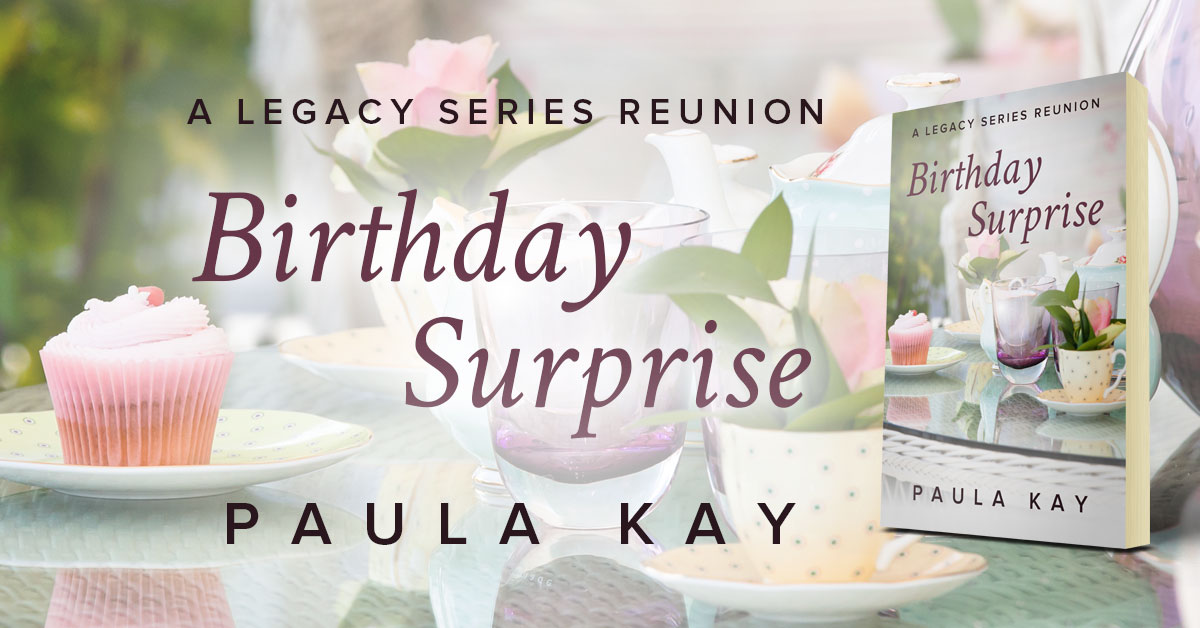 Showcase Spotlight: Birthday Surprise by Paula Kay