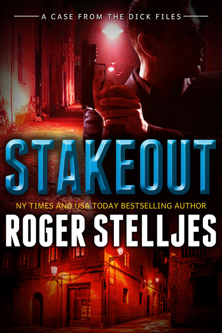 Stakeout by Roger Stelljes
