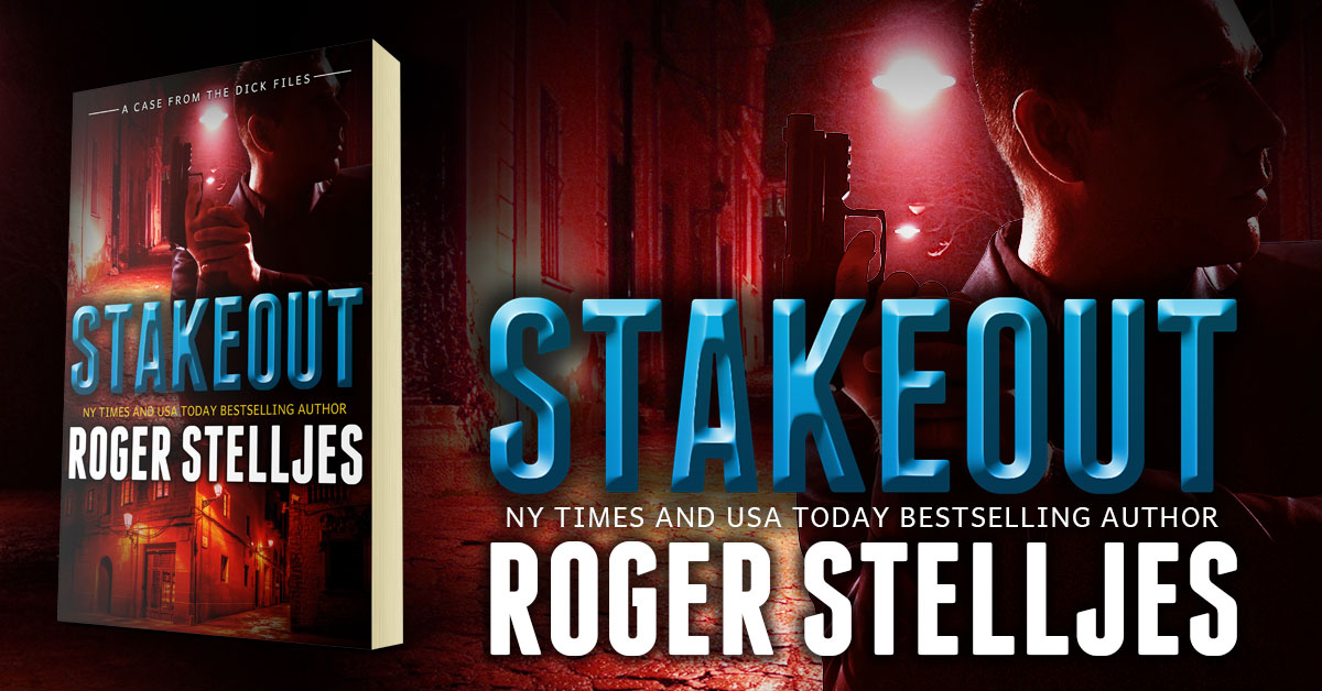 Showcase Spotlight: Stakeout by Roger Stelljes