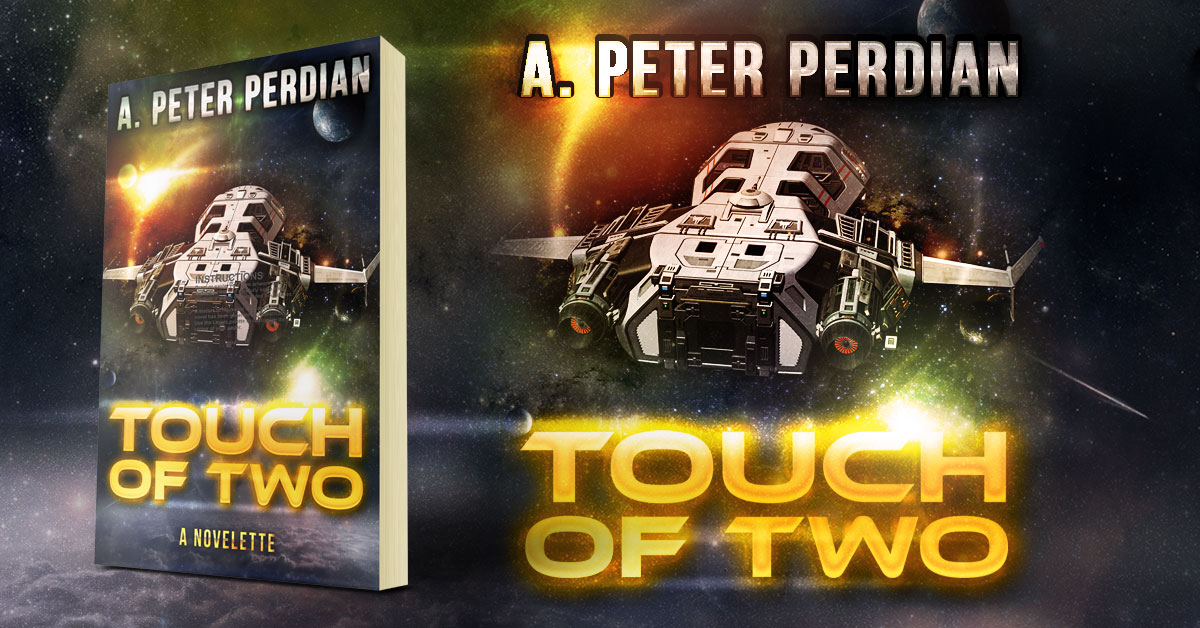 Showcase Spotlight: Touch of Two by A. Peter Perdian