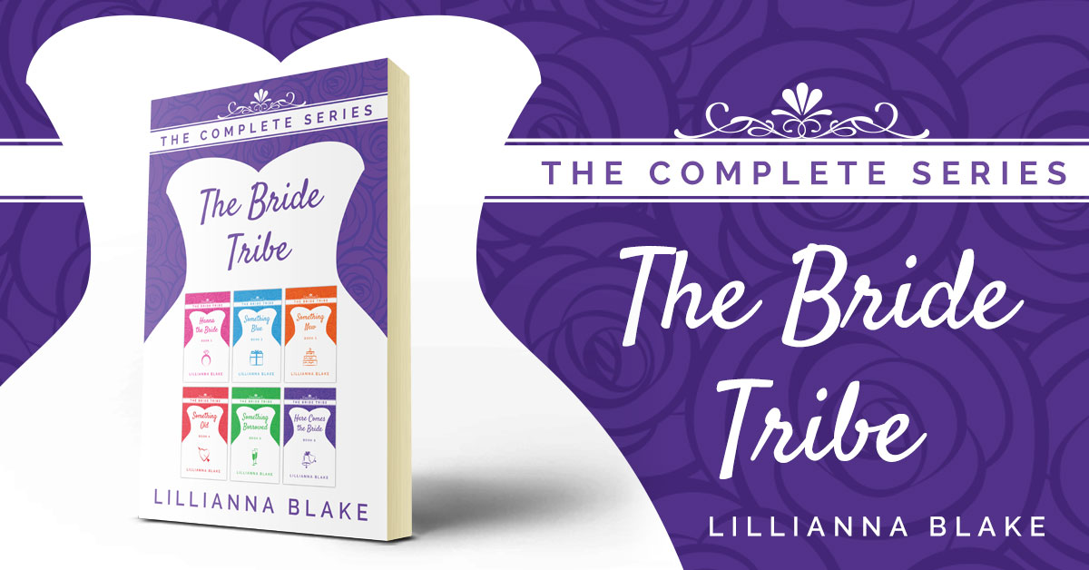 Showcase Spotlight: The Bride Tribe Bundle: Books 1-6 by Lillianna Blake