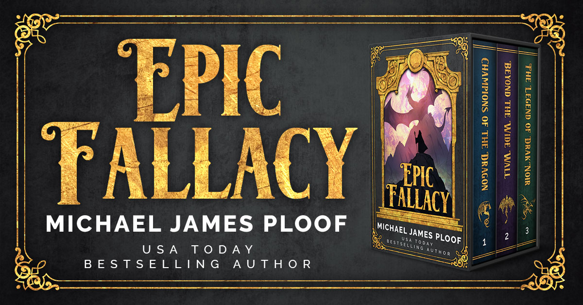 Showcase Spotlight: Epic Fallacy 1-3 by Michael James Ploof
