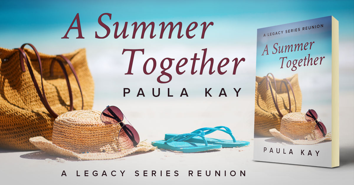 Showcase Spotlight: A Summer Together by Paula Kay