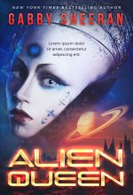 Alien Queen – Science Fiction Premade Book Cover For Sale @ Beetiful Book Covers