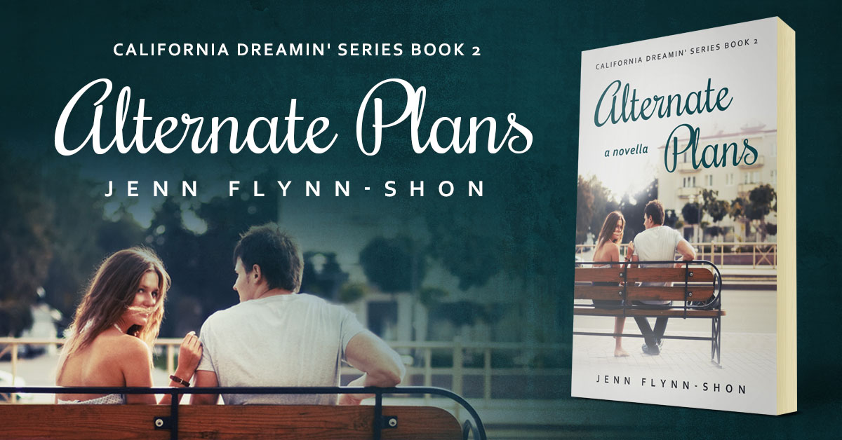 Showcase Spotlight: Alternate Plans by Jenn Flynn-Shon