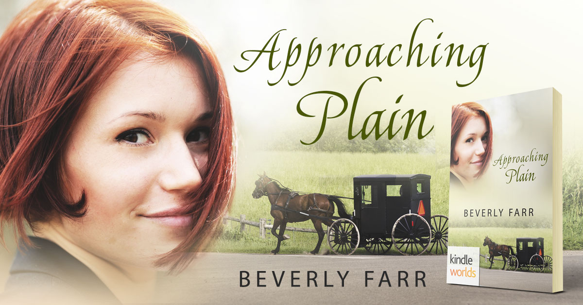 Showcase Spotlight: Approaching Plain by Beverly Farr
