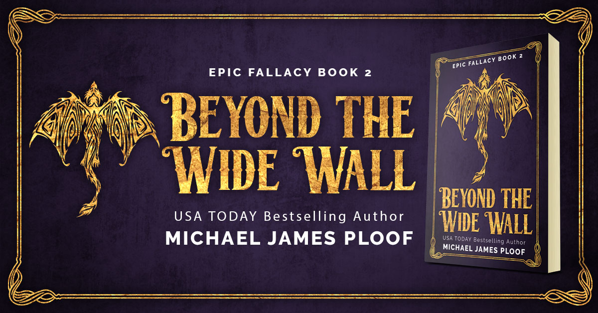 Showcase Spotlight: Beyond the Wide Wall by Michael James Ploof