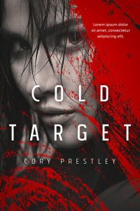 Cold Target - Horror Premade Book Cover For Sale @ Beetiful Book Covers