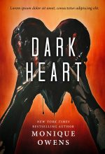 Dark Heart – Horror /Thriller Premade Book Cover For Sale @ Beetiful Book Covers