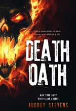 Death Oath – Horror Premade Book Cover For Sale @ Beetiful Book Covers