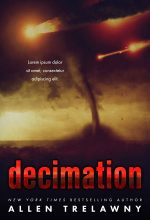 Decimation – Science-Fiction Premade Book Cover For Sale @ Beetiful Book Covers