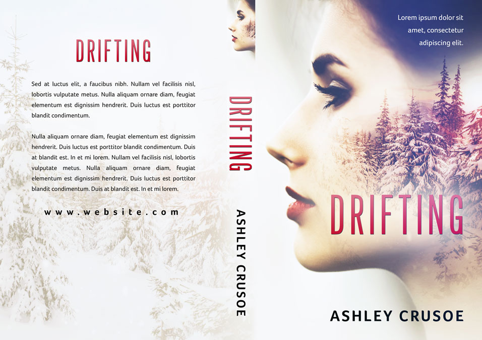 Drifting - Mystery Premade Book Cover For Sale @ Beetiful Book Covers