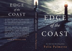 Edge of the Coast - Mystery Premade Book Cover For Sale @ Beetiful Book Covers