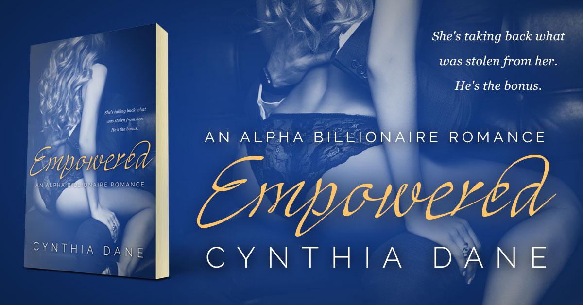 Showcase Spotlight: Empowered by Cynthia Dane