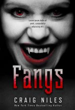 Fangs – Horror / Vampire Premade Book Cover For Sale @ Beetiful Book Covers