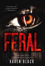 Feral – Horror Premade Book Cover For Sale @ Beetiful Book Covers