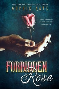 Forbidden Rose - Fantasy / Fairytale Premade Book Cover For Sale @ Beetiful Book Covers
