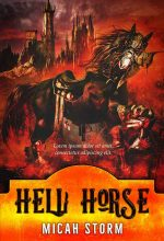 Hell Horse – Fantasy Premade Book Cover For Sale @ Beetiful Book Covers