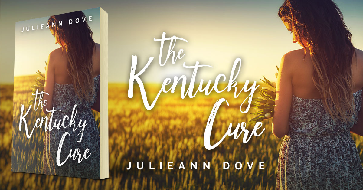 Showcase Spotlight: The Kentucky Cure by Julieann Dove