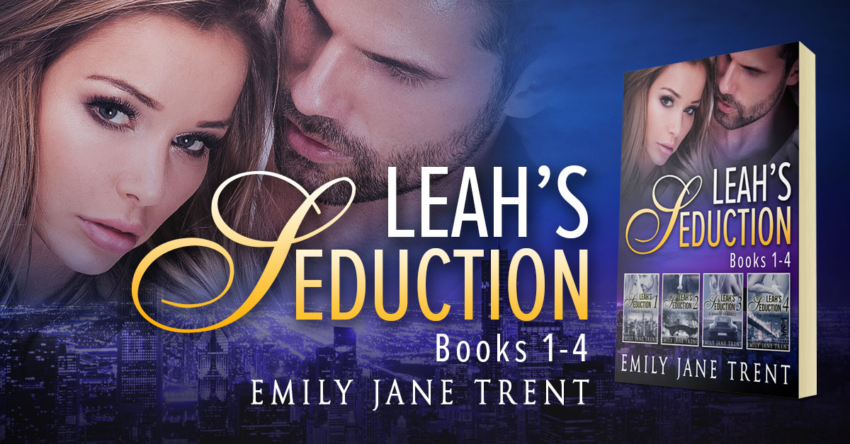 Showcase Spotlight: Leah's Seduction (Books 1-4) by Emily Jane Trent