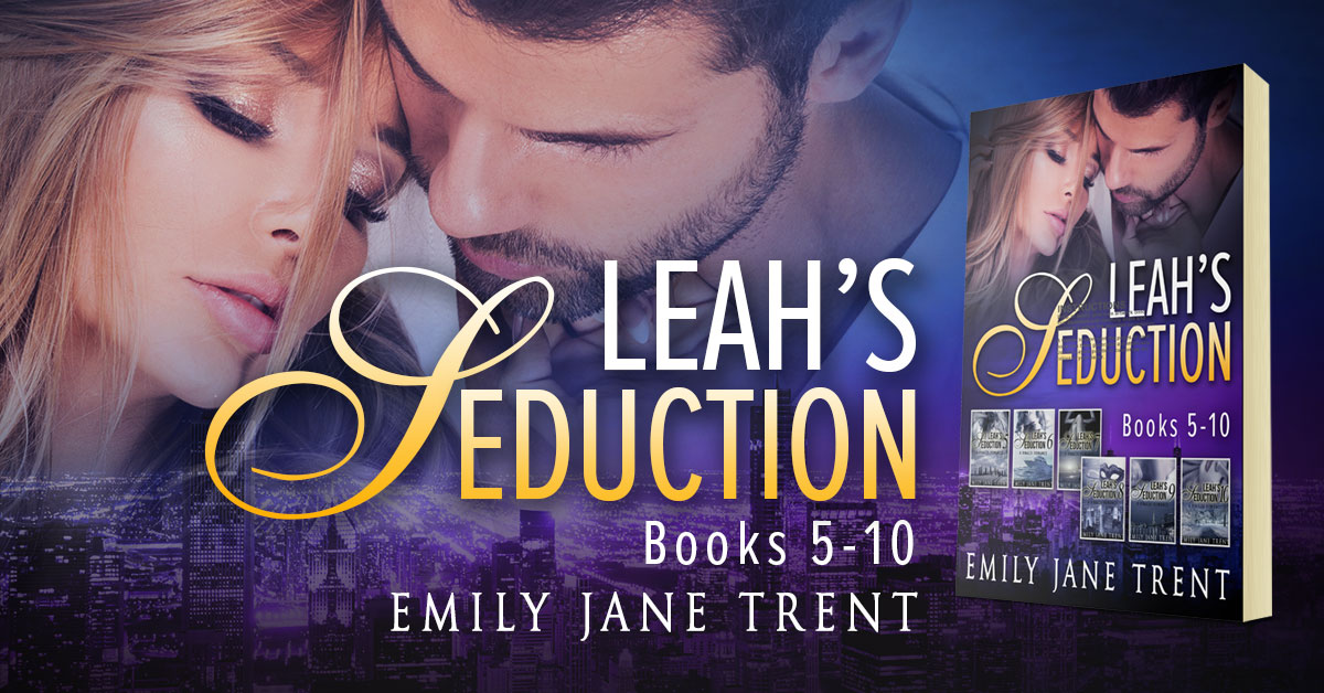 Showcase Spotlight: Leah's Seduction (Books 5-10) by Emily Jane Trent