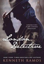 London Detective – Mystery Premade Book Cover For Sale @ Beetiful Book Covers