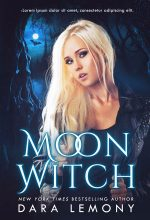 Moon Witch – Paranormal Romance / Fantasy Premade Book Cover For Sale @ Beetiful Book Covers