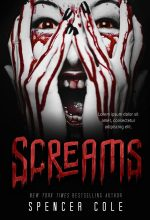Screams – Horror Premade Book Cover For Sale @ Beetiful Book Covers