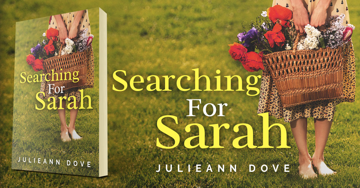 Showcase Spotlight: Search For Sarah by Julieann Dove