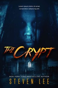 The Crypt - Horror Premade Book Cover For Sale @ Beetiful Book Covers