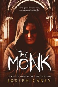 The Monk - Thriller Premade Book Cover For Sale @ Beetiful Book Covers