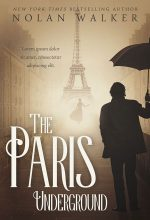 The Paris Underground  – Mystery Premade Book Cover For Sale @ Beetiful Book Covers