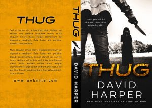 Thug - Thriller Premade Book Cover For Sale @ Beetiful Book Covers