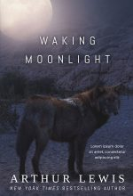 Waking Moonlight – Horror / Werewolf Premade Book Cover For Sale @ Beetiful Book Covers
