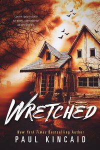 Wretched - Horror Book Cover For Sale @ Beetiful Book Covers