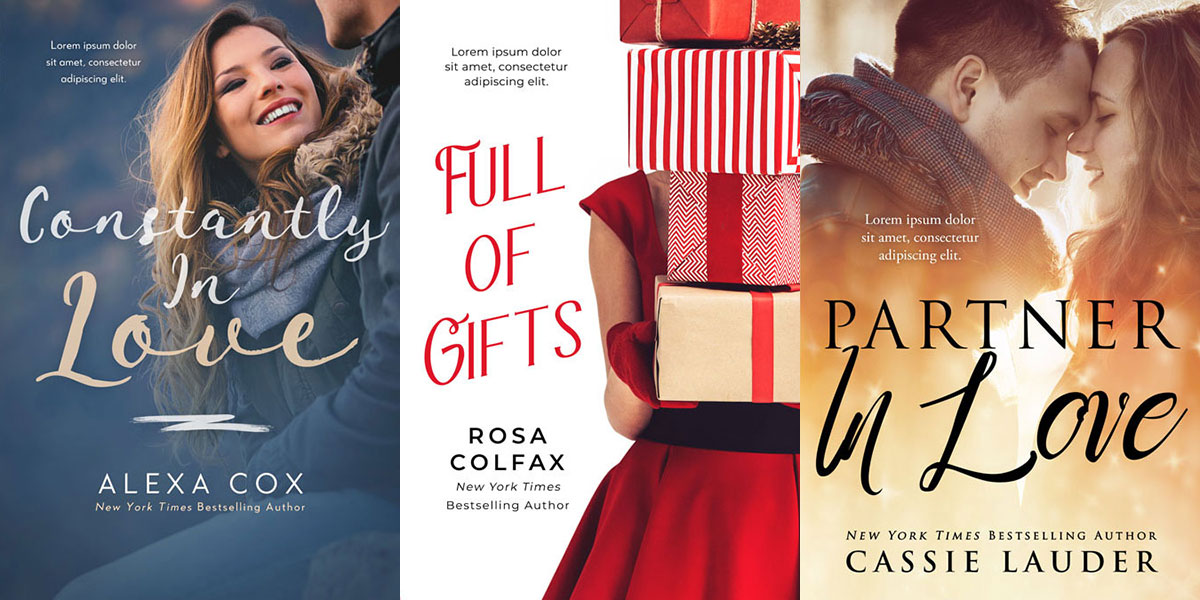 37 New Winter and Christmas Book Covers