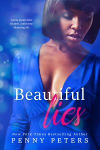 Beautiful Lies - African-American Premade Book Cover For Sale @ Beetiful Book Covers
