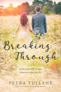 Breaking Through - Sweet Romance Premade Book Cover For Sale @ Beetiful Book Covers
