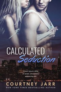 Calculated Seduction - Romantic Suspense Premade Book Cover For Sale @ Beetiful Book Covers